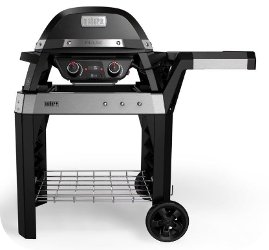 Weber Pulse 2000 con carello
