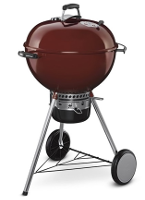 Weber Master Touch Crimson Red GBS