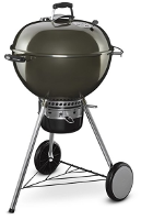 Weber Master Touch Smoke Grey GBS