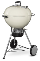 Weber Master Touch Ivory White GBS